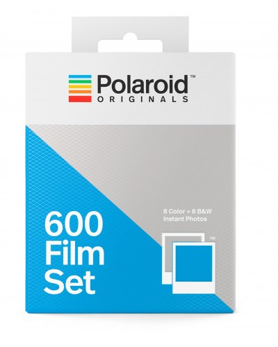 POLAROID 600 CB+COLO