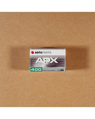 AGFA APX PAN 400/36