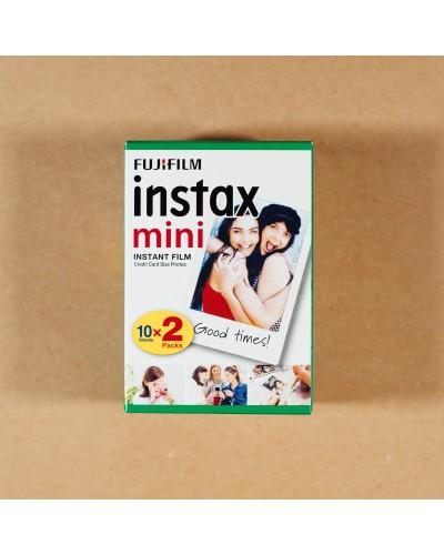 FUJI INSTAX MINI 10X2