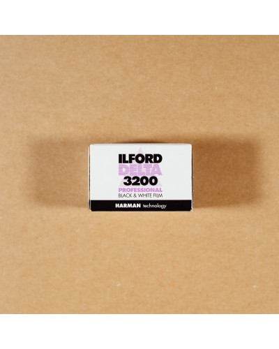 ILFORD DELTA 3200/36