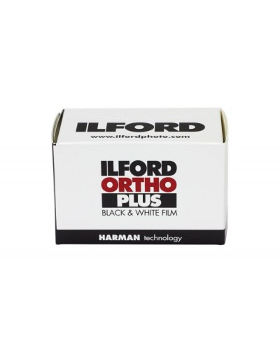 ILFORD ORTHO PLUS 80/135/36