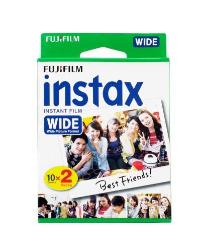 FUJI INSTAX WIDE 10X2