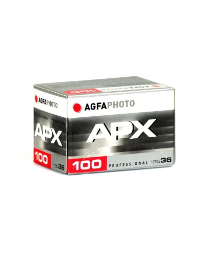 AGFA APX PAN 100/36